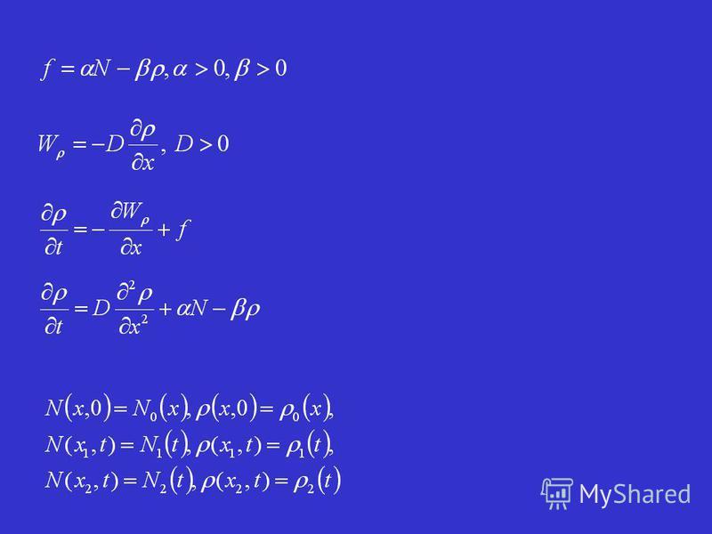 Модели трудноформализуемых объектов Динамика скопления амеб
