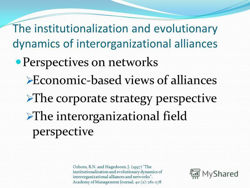 strategy alliance perspectives The 2018 asap global alliance summit propelling partnering for the on-demand world: new perspectives + proven practices for collaborative business.