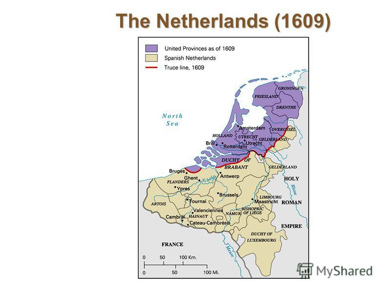 The Netherlands (1609)