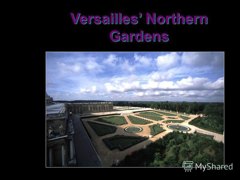 Versailles Northern Gardens