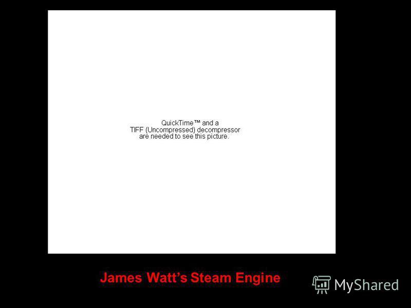 James Watts Steam Engine