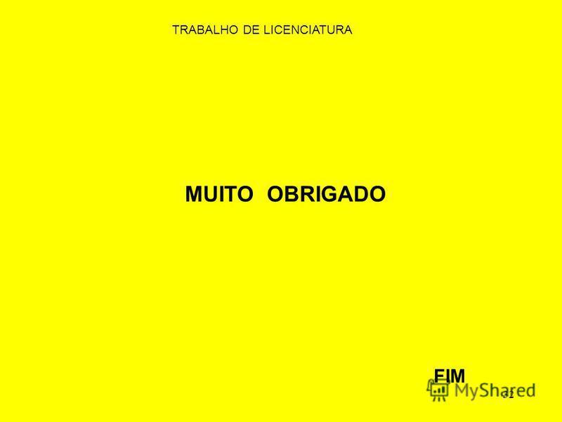 32 MUITO OBRIGADO FIM TRABALHO DE LICENCIATURA