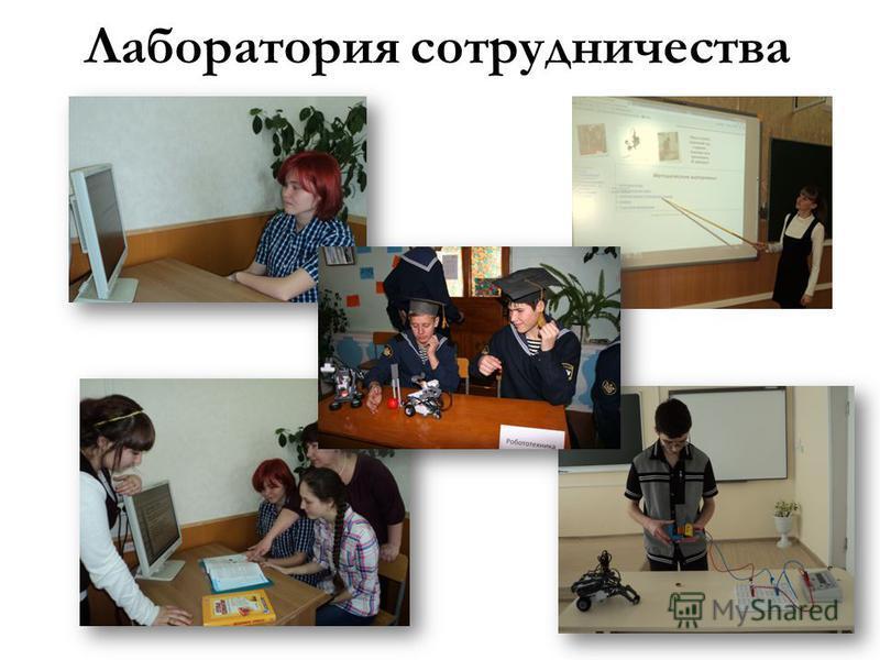 Лаборатория сотрудничества