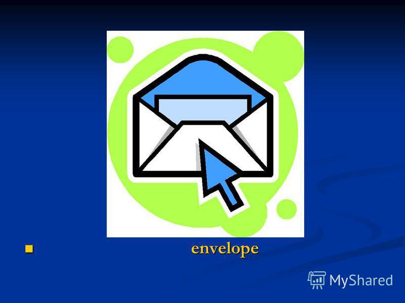 envelope envelope