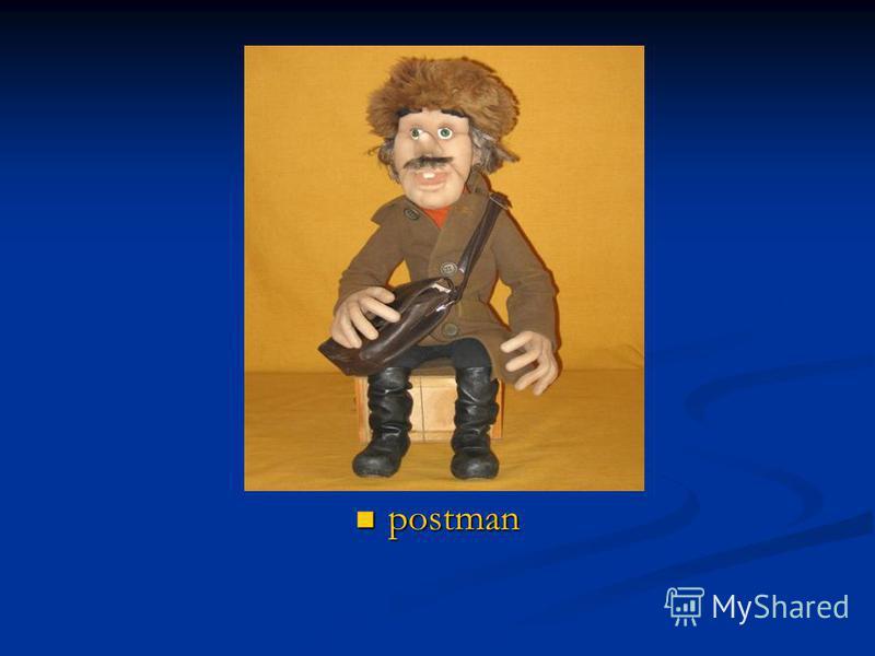 postman postman