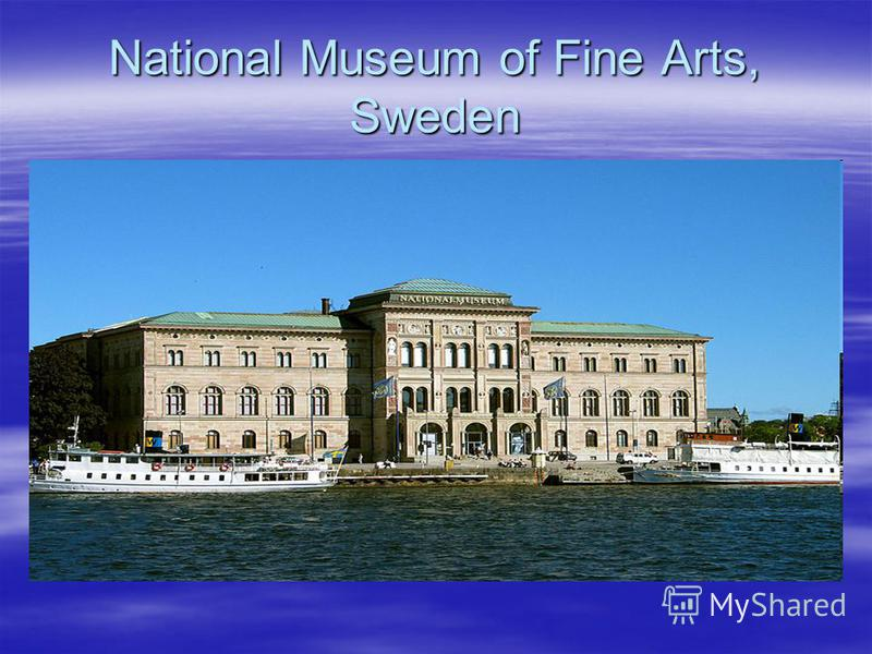 National Museum of Fine Arts, Sweden