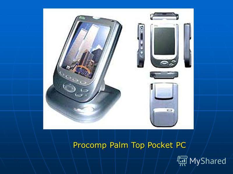 Procomp Palm Top Pocket PC