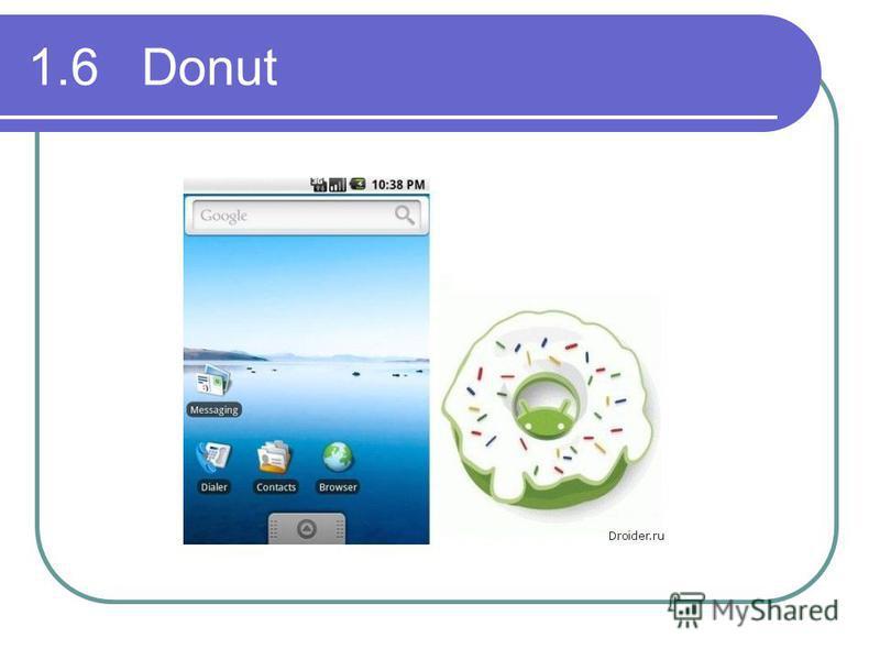 1.6 Donut