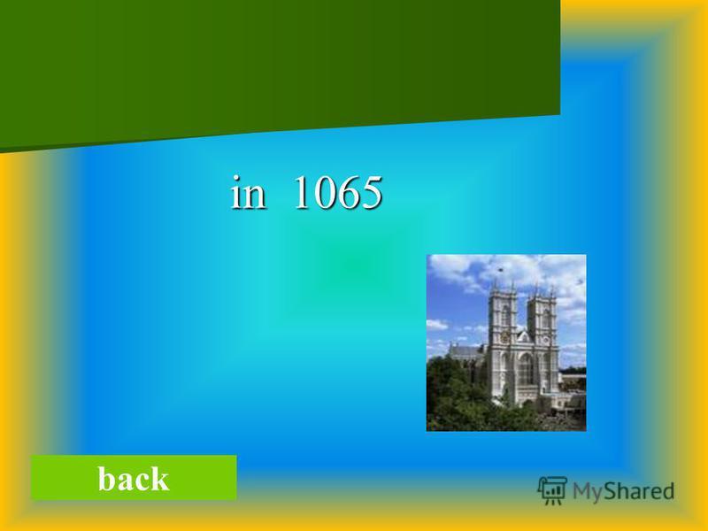 in 1065 in 1065 back
