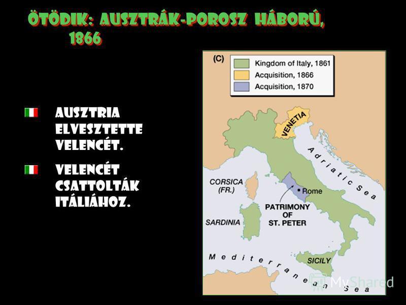negyedik: Ausztrák-Szardiniai háború, 1859