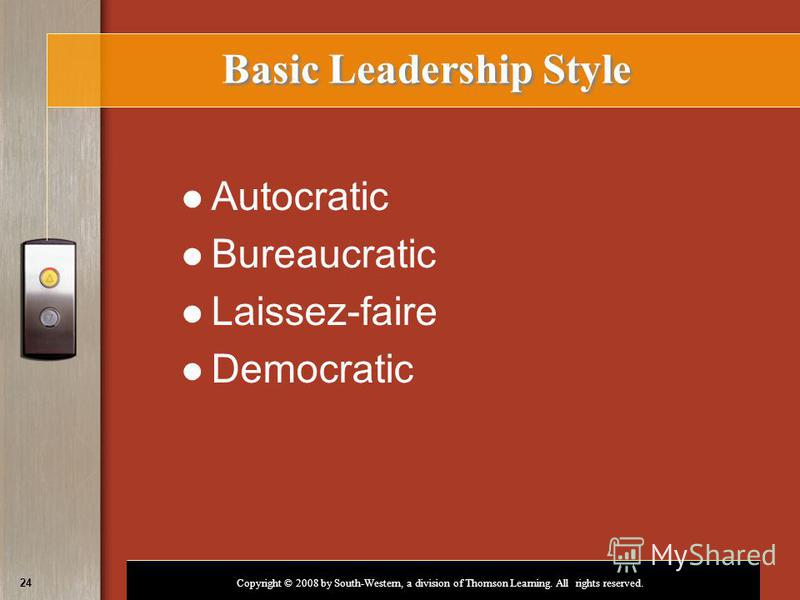 bureaucratic leadership style definition Bureaucratic leadership is leadership based upon fixed official duties under a hierarchy of authority, applying a system of rules for management and decision-making this style of leadership can .