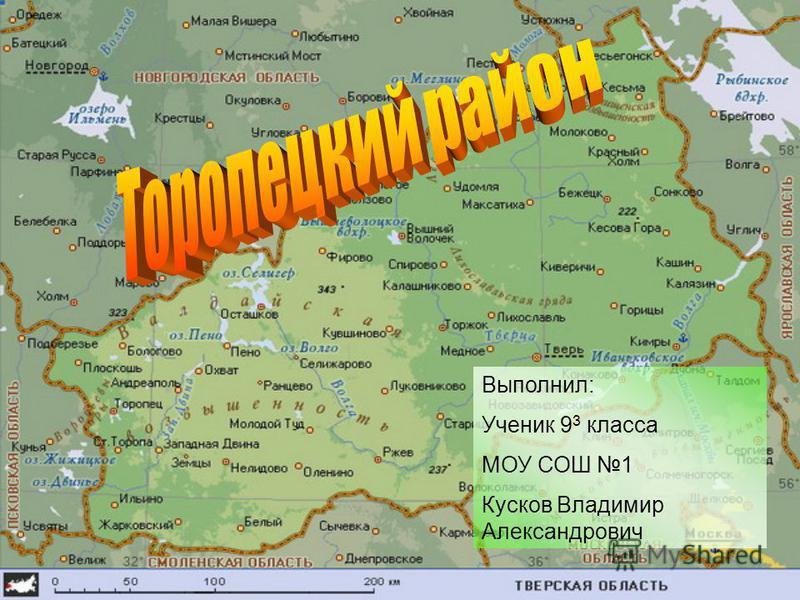 Выполнил: Ученик 9 3 класса МОУ СОШ 1 Кусков Владимир Александрович