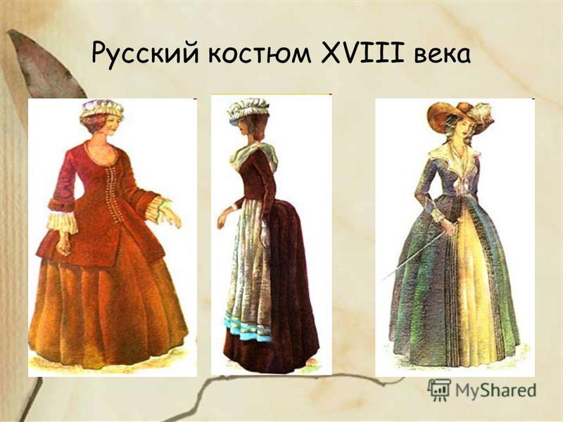 Женский Костюм 17 Века Россия