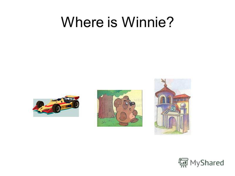 Where is Winnie?