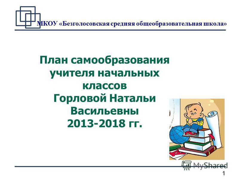 Папка самообразования тема самообразования план работы учитель начальных классов скачать бесплатно
