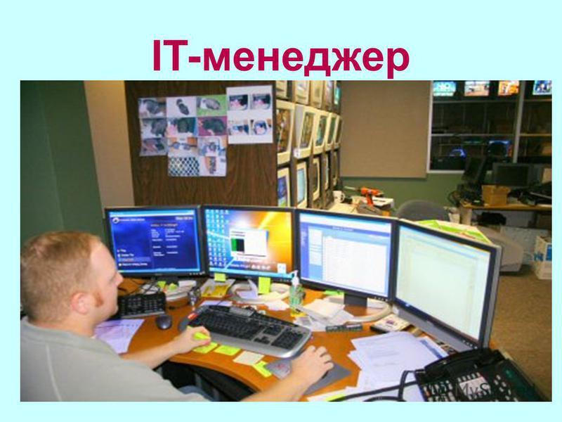 IT-менеджер