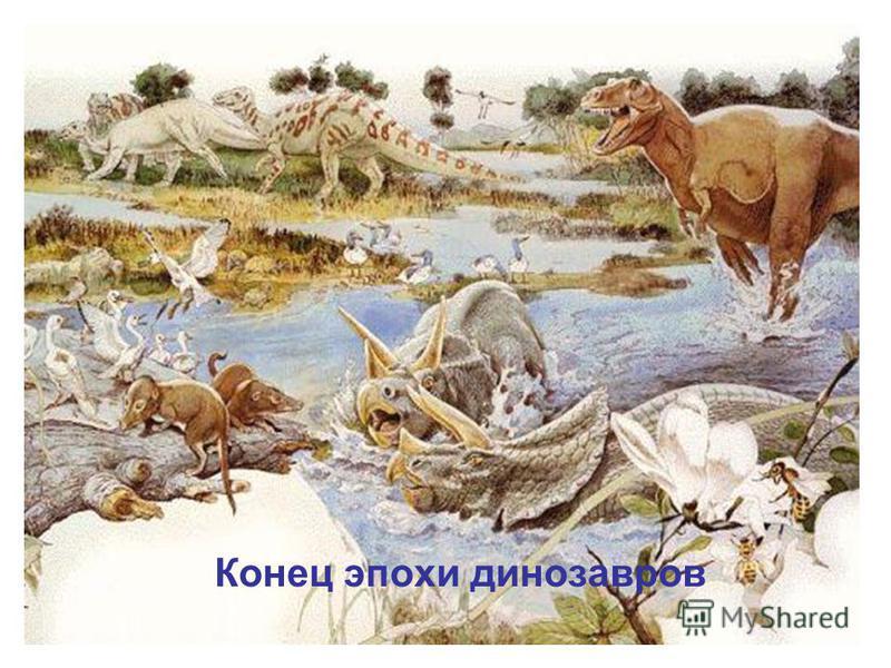 Конец эпохи динозавров