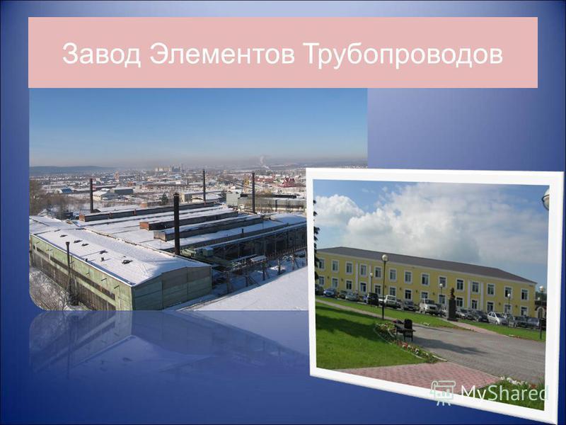 Завод Элементов Трубопроводов
