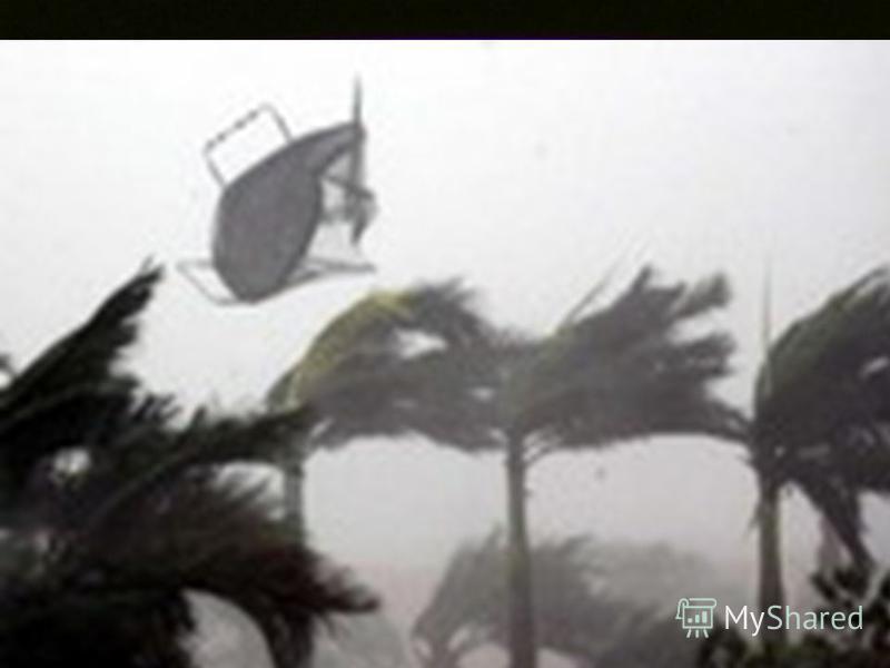Ураганы (тайфуны).
