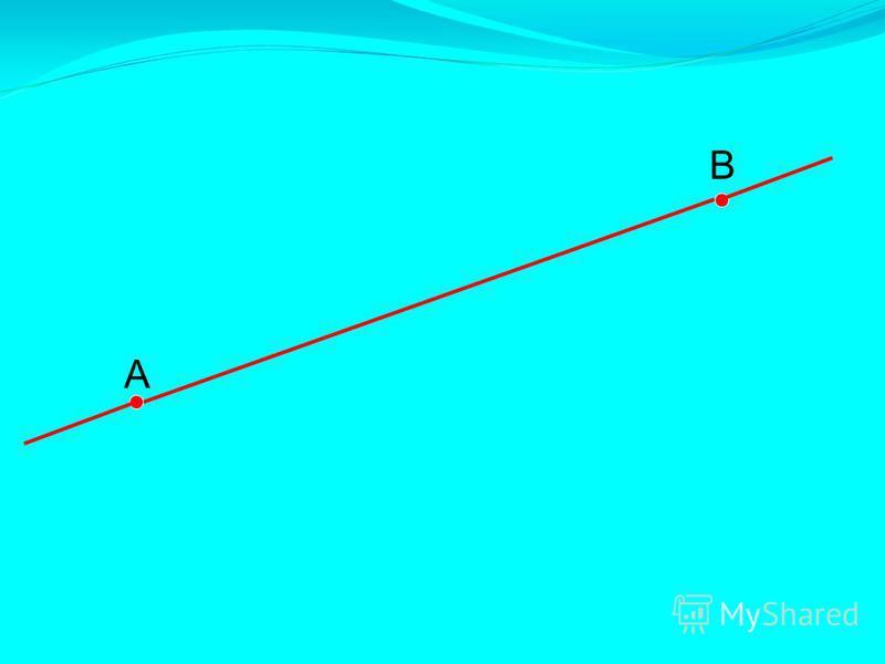 Відрізок має початок, але не має кінця; Пряма не має кінців. Вона нескінченна; Через дві точки проходить тільки одна пряма; Промінь має початок, але немає кінця; Довжину ламаної називають суму довжин усіх її ланок.