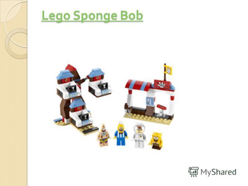Lego Sponge Bob Lego Sponge Bob
