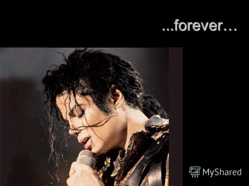 ...forever…