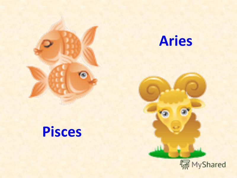 Pisces Aries