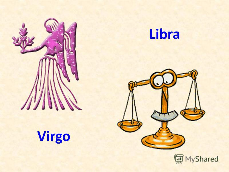 Virgo Libra