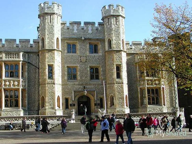 THE HISTORY OF THE TOWER OF LONDON is a very old building, – nine hundred years old! In the early days of England the English kings lived in the Tower. Then it was a prison where many people died. Black ravens had much food near the walls of the Towe