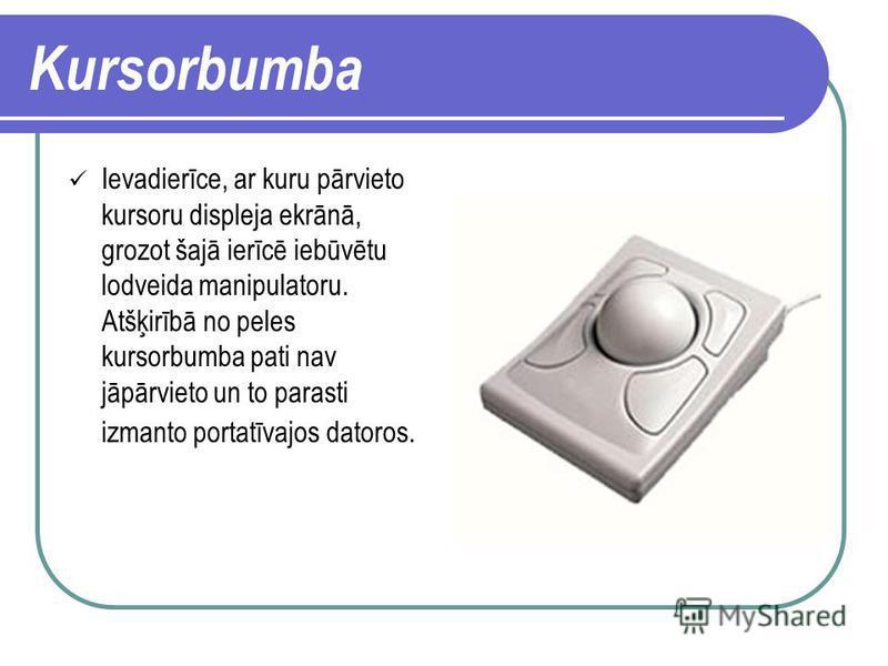 Pele Kursora pozicionēšanas ierīce, ar kuru tiek vadīta displeja ekrāna kursora kustība. Peles pārvietošana rada atbilstošu kursora pārvietošanos displeja ekrānā. Pele parasti apgādāta ar divām vai trim vadības pogām, kuru funkcijas atkarīgas no dato