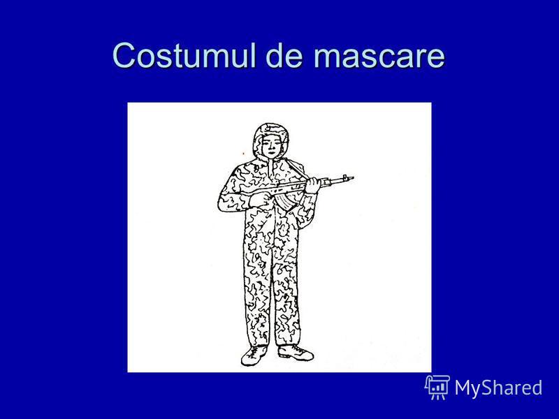 Costumul de mascare