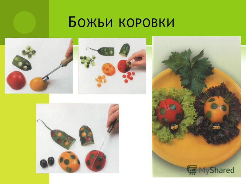 Б ОЖЬИ КОРОВКИ