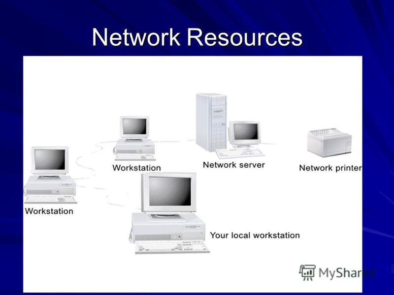 Network Resources