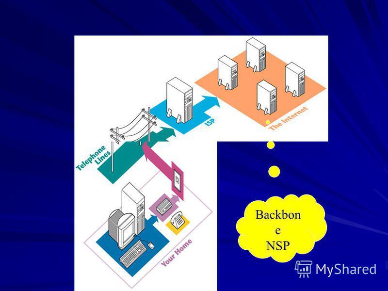 Backbon e NSP