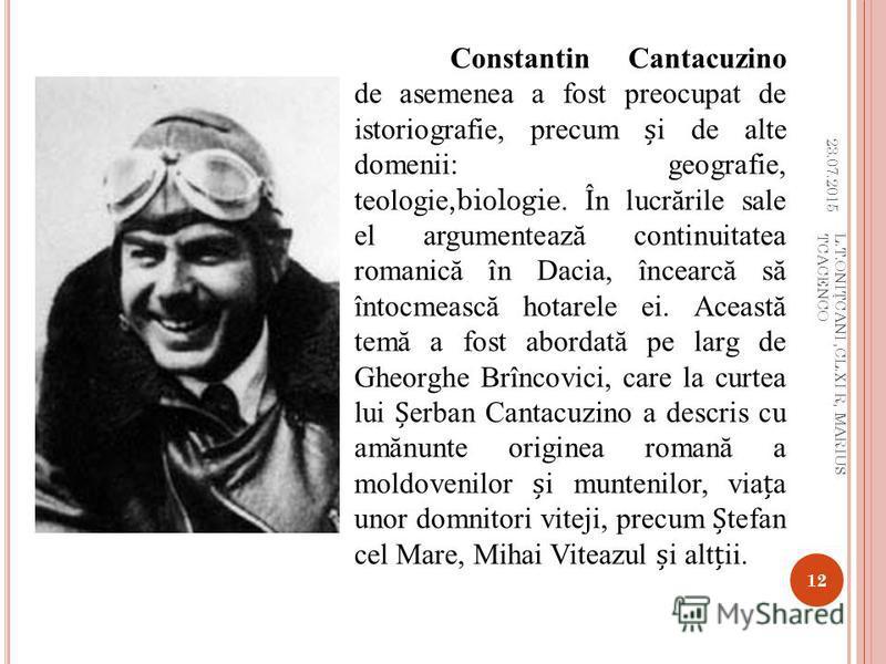 Miron Costin a studiat minuios i literatura polonez ă despre epoca Moviletilor, precum i multe m ă rturii ale timpului. În De neamul moldovenilor cronicarul demonstreaz ă conving ă tor originea român ă a molovenilor i muntenilor. A scris poemul filos