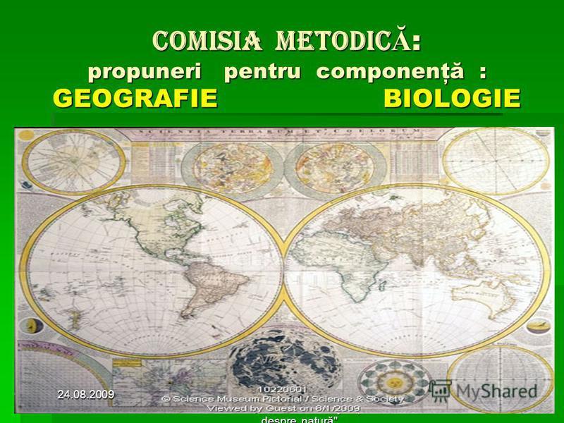 CURSURI DE RECALIFICARE, Institutul de Ştiinţe ale Educaţiei. Perioada de studii – 1,5 ani. Perioada de studii – 1,5 ani. Geografie, biologia demarează: 2009 - 2011. Geografie, biologia demarează: 2009 - 2011. Dosarele, IŞE, se prezintă în perioada 2
