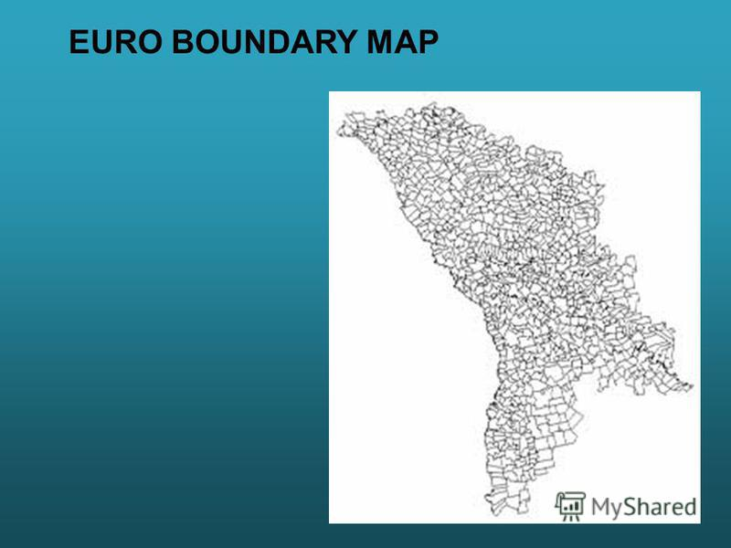 EURO BOUNDARY MAP