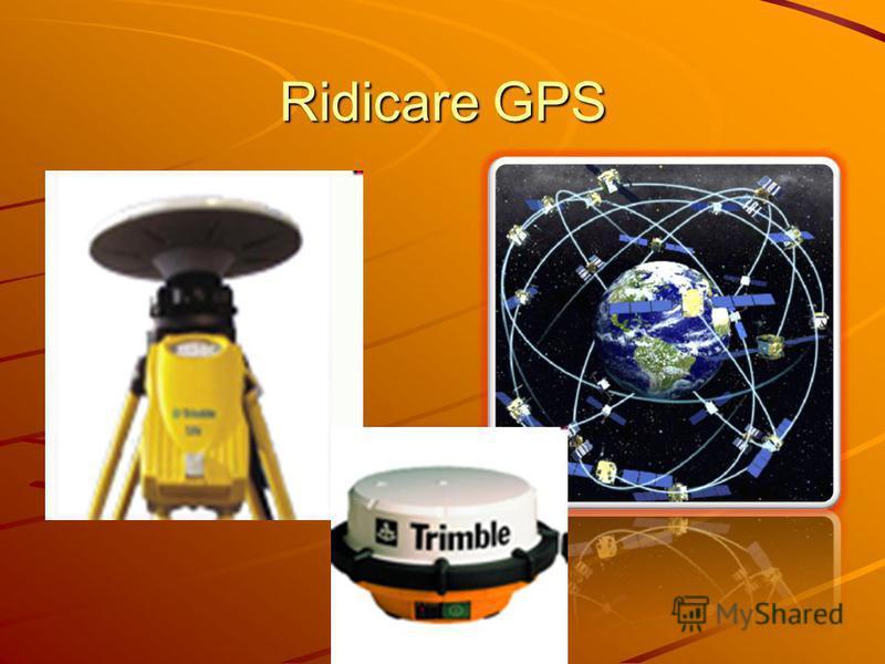 Ridicare GPS