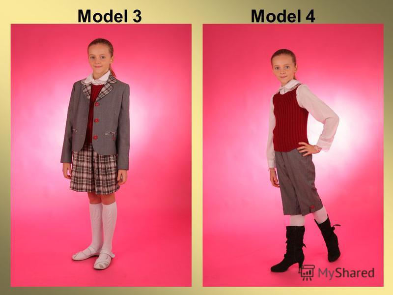 Model 3Model 4