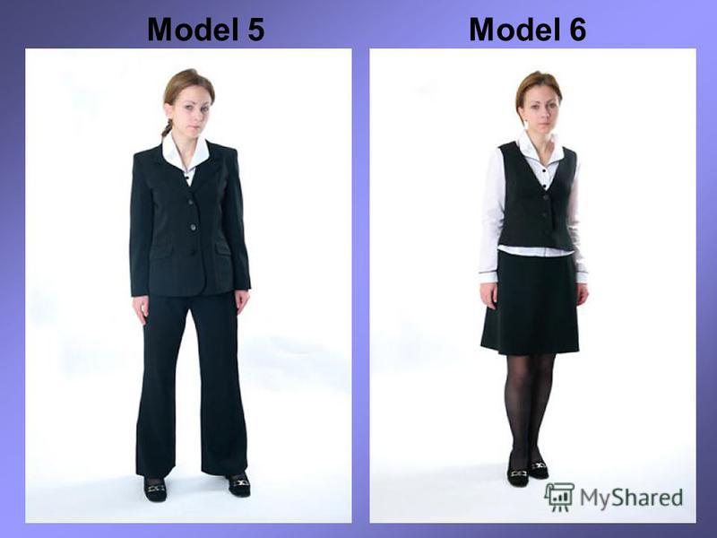 Model 5Model 6