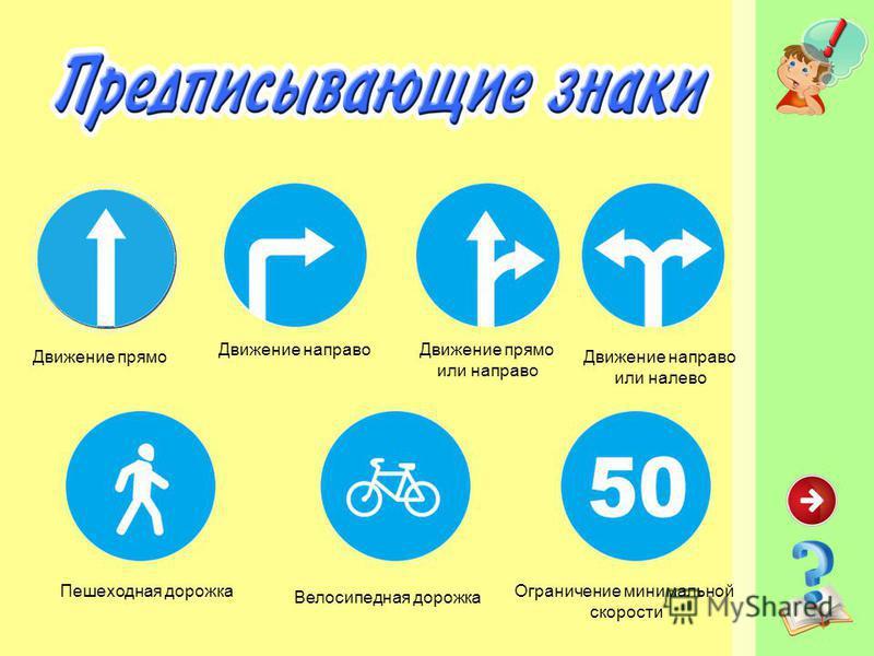 Въезд запрещен Движение запрещено Движение пешеходов запрещено Движение на велосипедах запрещено Поворот направо запрещен Ограничение максимальной скорости