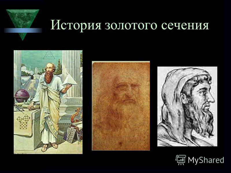 История золотого сечения