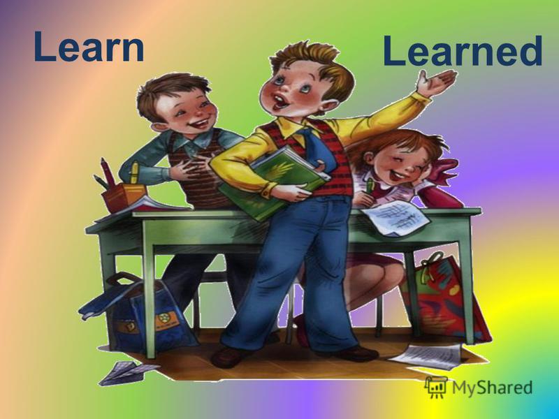 Learn Learned