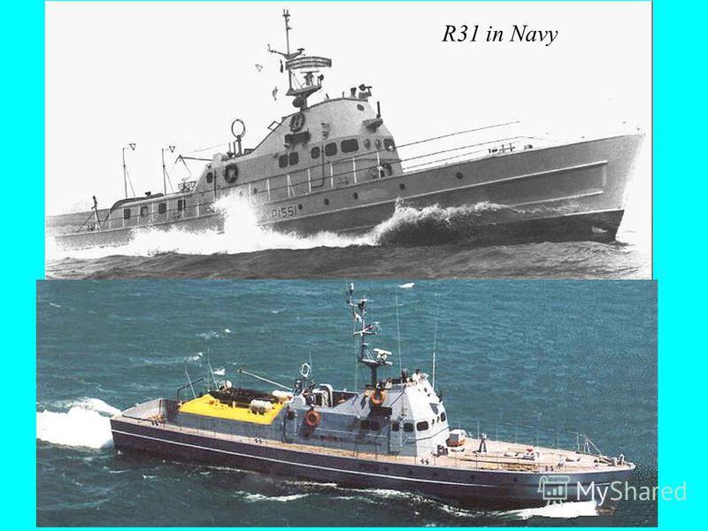 R31 in Navy