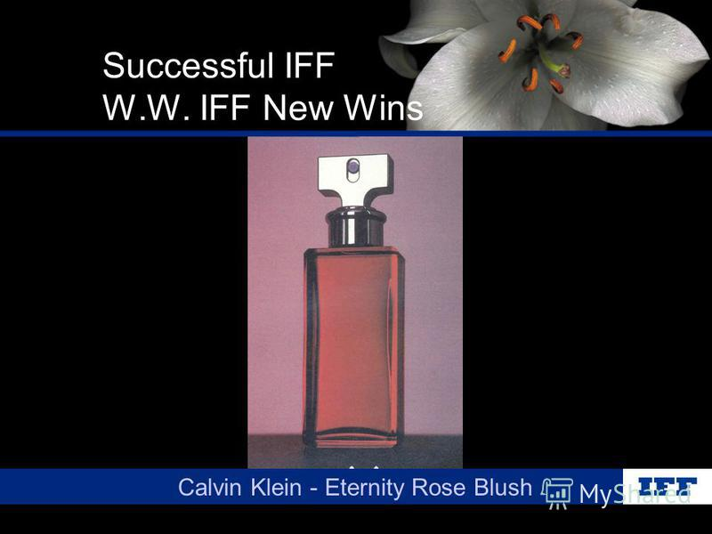 Calvin Klein - Eternity Rose Blush