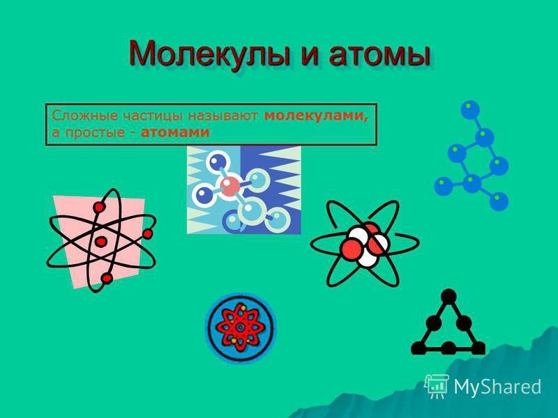 Для любознательных Великий русский учёный Михаил Васильевич Ломоносов доказал, что невидимые частицы могут быть простыми и сложными. Сложные частицы состоят из простых. Простые частицы, по-разному соединяясь, могут образовывать самые разные сложные ч