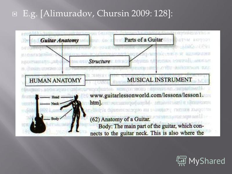 E.g. [Alimuradov, Chursin 2009: 128]: