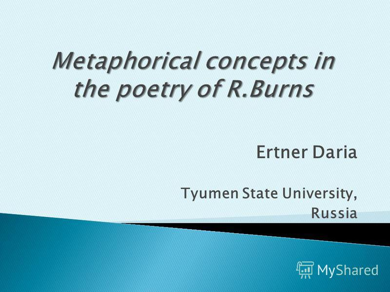 an analysis of metaphors as the basis for the tarmarians language