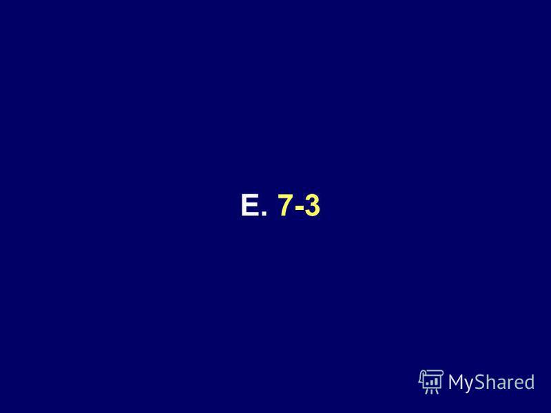 E. 7-3