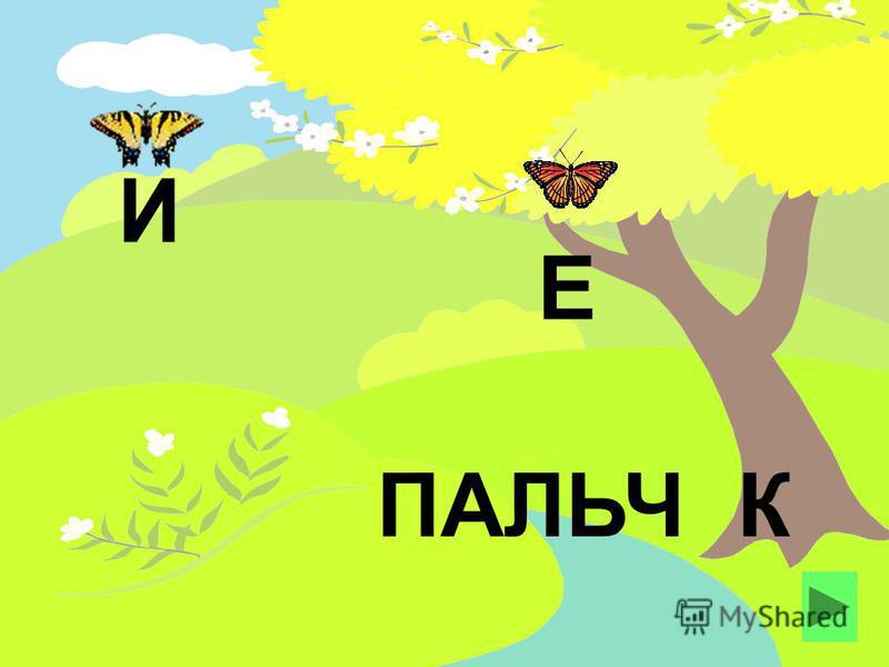 ПАЛЬЧ К И Е